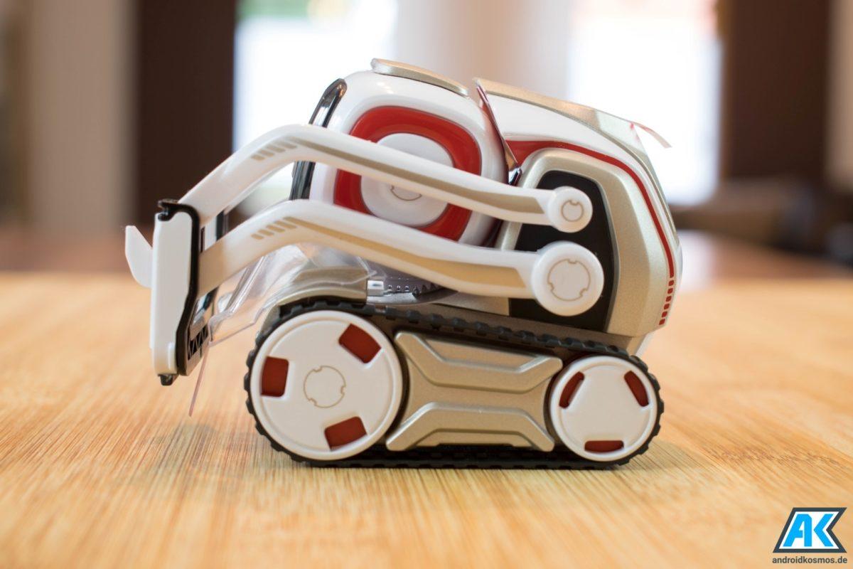 Anki Cozmo Test: Der knuffige Spielzeugroboter mit eigener KI 16