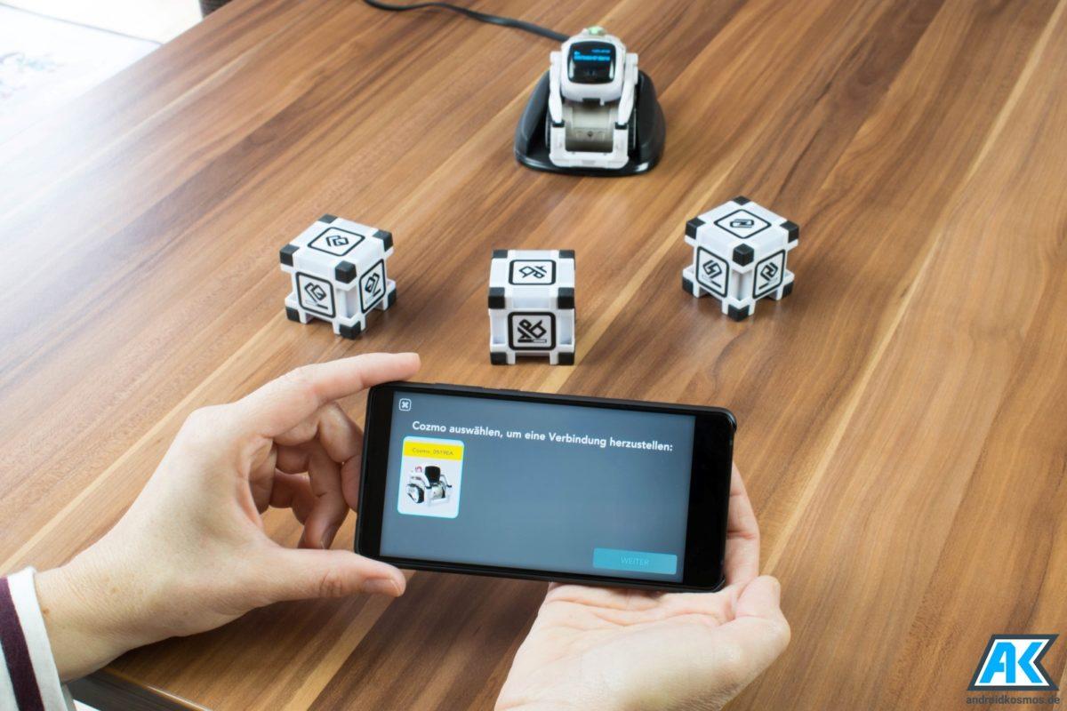 Anki Cozmo Test: Der knuffige Spielzeugroboter mit eigener KI 25