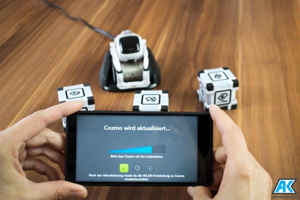 Anki Cozmo Test: Der knuffige Spielzeugroboter mit eigener KI 26
