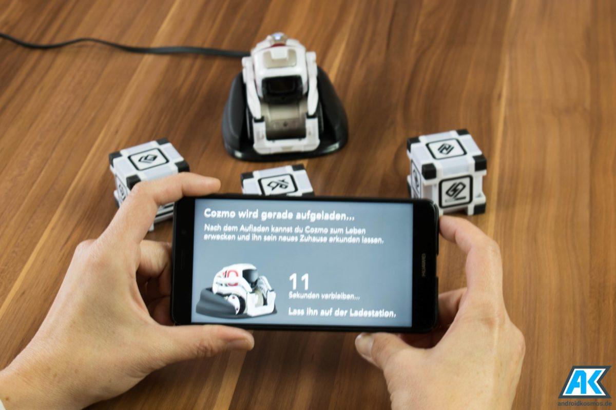 Anki Cozmo Test: Der knuffige Spielzeugroboter mit eigener KI 24