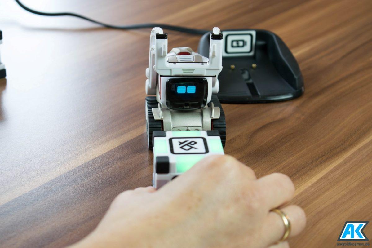 Anki Cozmo Test: Der knuffige Spielzeugroboter mit eigener KI 50