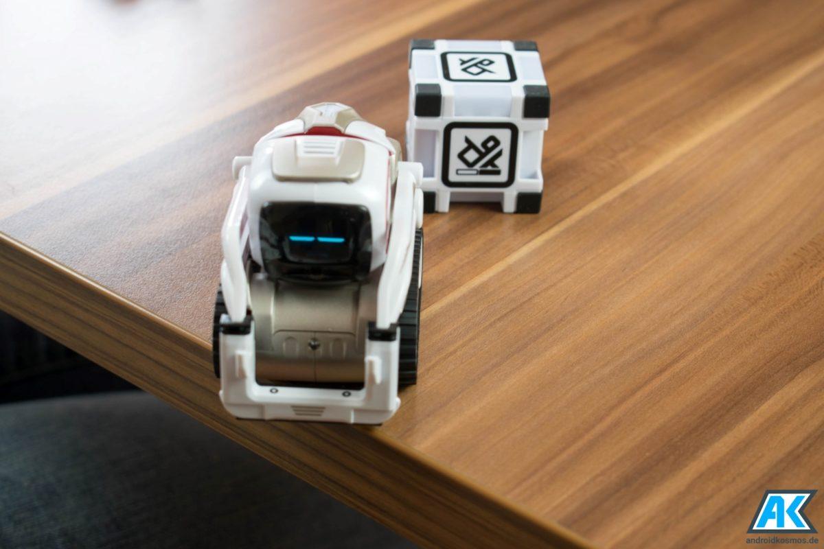Anki Cozmo Test: Der knuffige Spielzeugroboter mit eigener KI 57