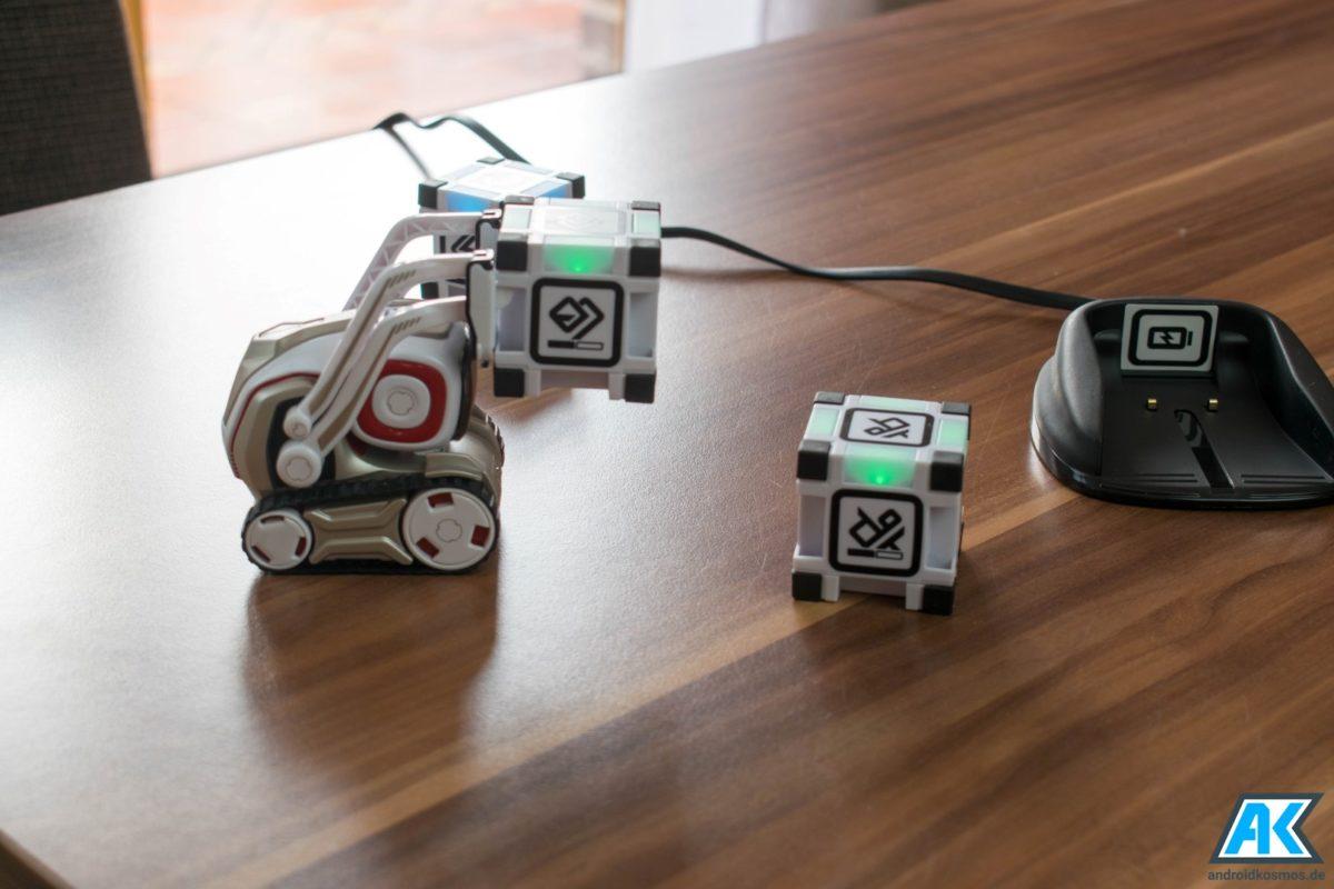 Anki Cozmo Test: Der knuffige Spielzeugroboter mit eigener KI 52