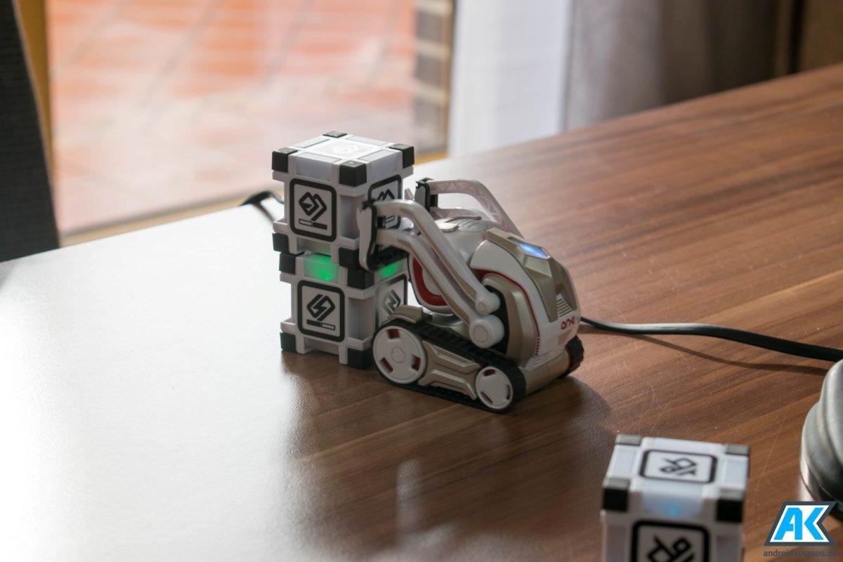 Anki Cozmo Test: Der knuffige Spielzeugroboter mit eigener KI 53