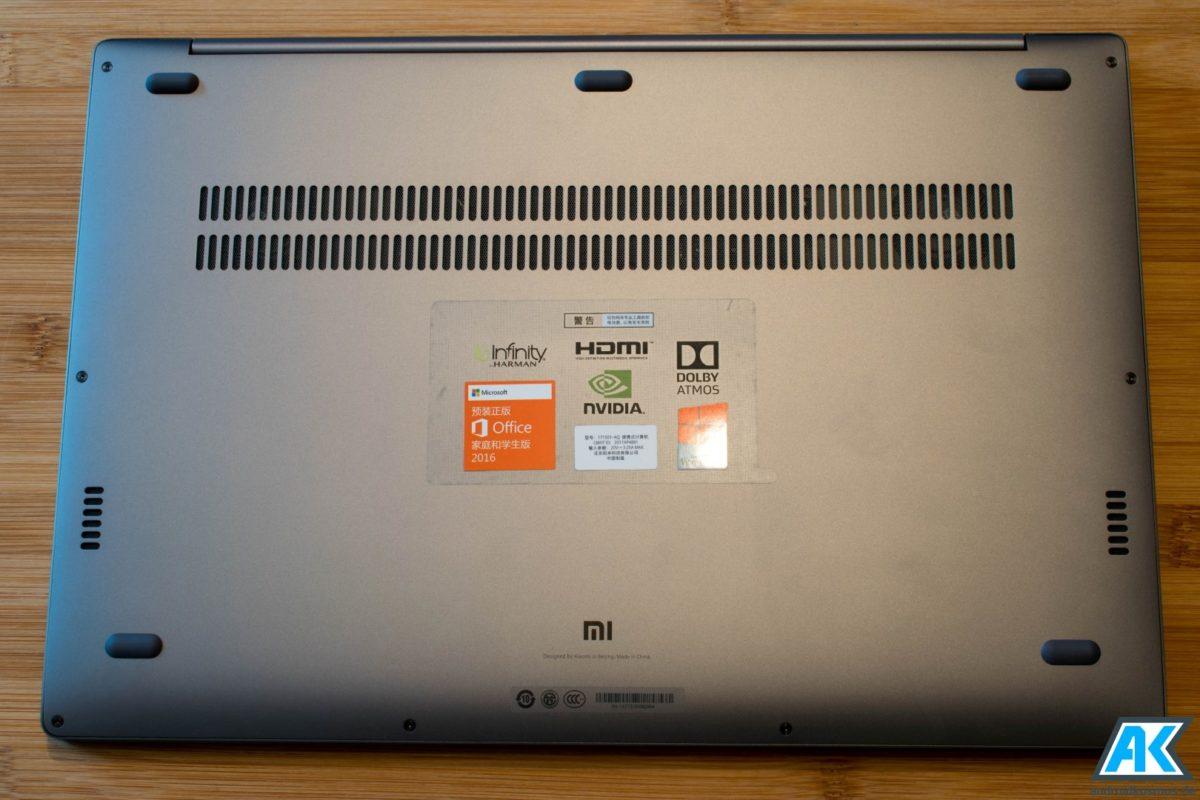 Xiaomi Mi Notebook Pro 15.6: Anleitung SSD austauschen oder erweitern 6