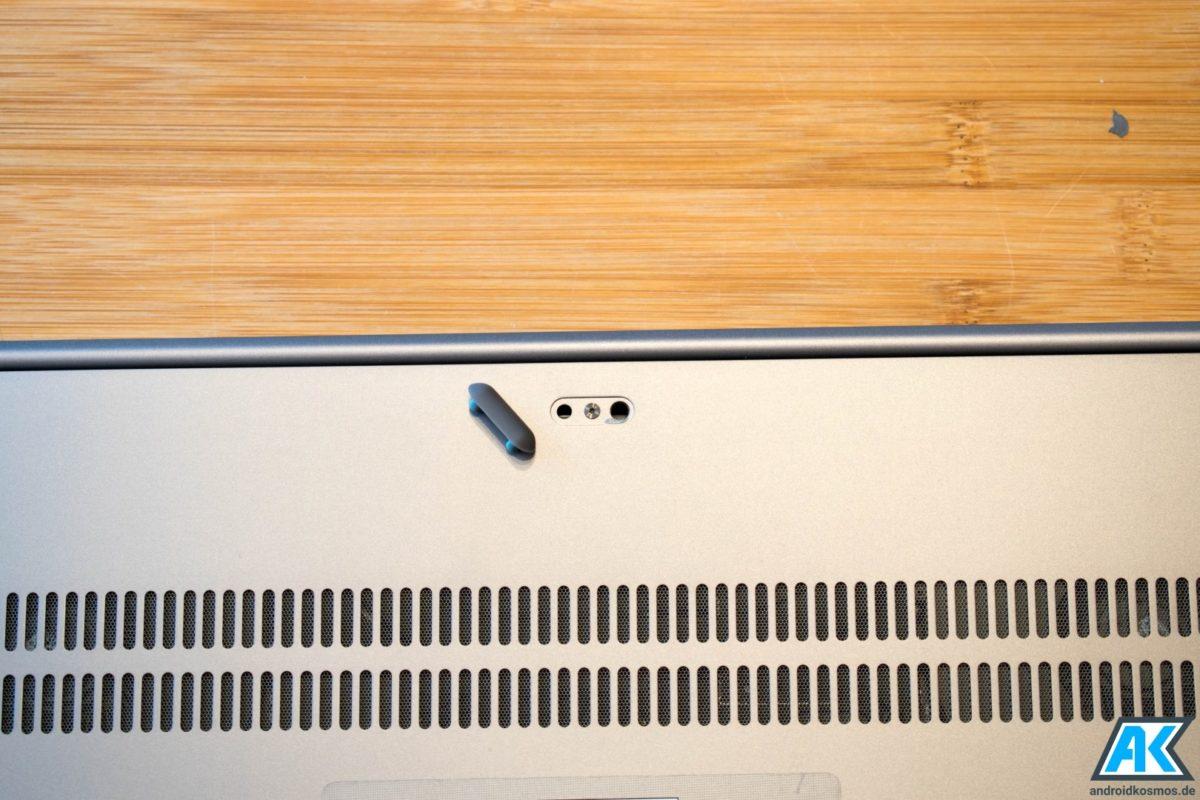 Xiaomi Mi Notebook Pro 15.6: Anleitung SSD austauschen oder erweitern 5