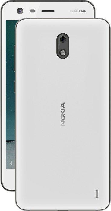 Nokia 2: Einsteiger-Smartphone mit 4100mAh-Akku präsentiert 3