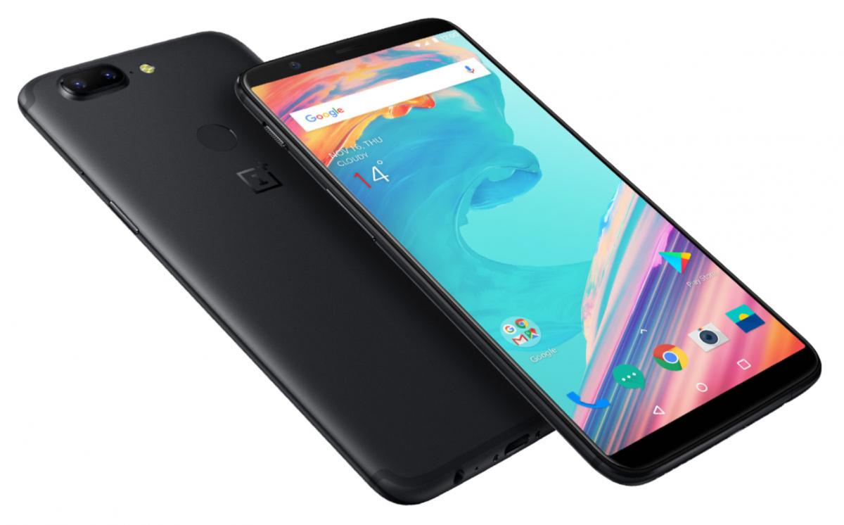 OnePlus 5T: Die nächste Evolutionsstufe des Smartphones