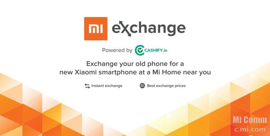 Xiaomi Austauschprogramm