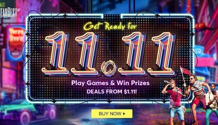 [Angebot] Gearbest Best Promotion Deals zum 11.11 Singles' Day Sale 1