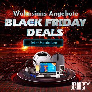 Gearbest BlackFriday Banner