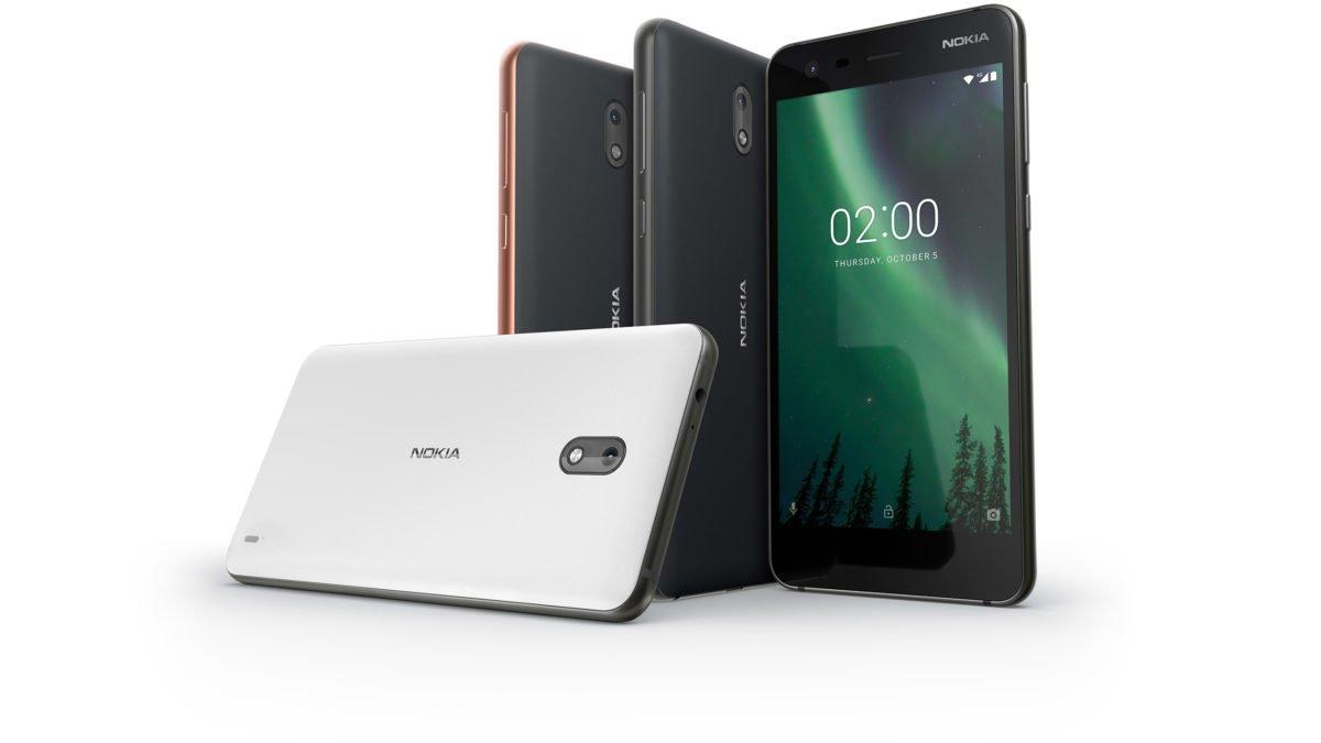 Nokia 2: Einsteiger-Smartphone mit 4100mAh-Akku präsentiert 5