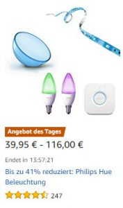 Amazon Philips Hue 177x300