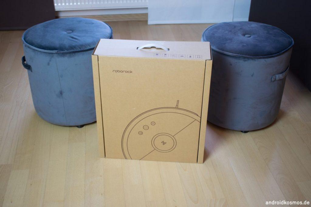 Roborock S50 - Verpackung