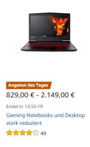 Gaming Notebooks 184x300