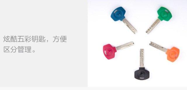 Vima Smart Lock Cylinder keys