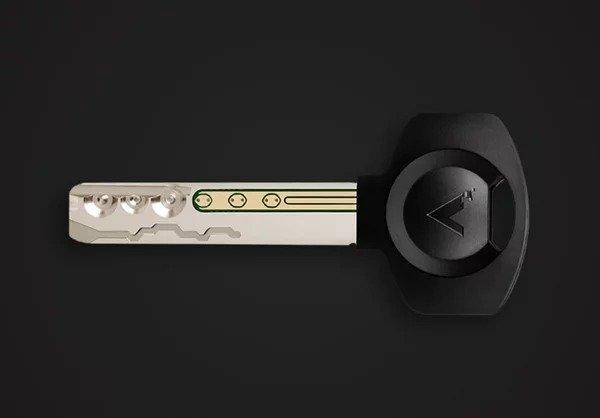 Xiaomi SMart Lock Cylinder key 1