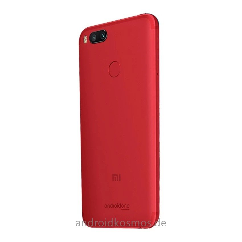 xiaomi mi a1 64gb red snapdragon 3