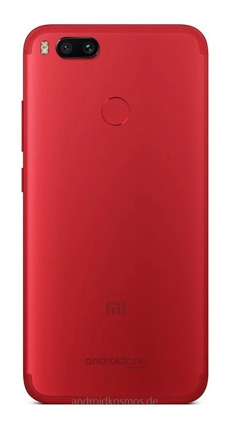 xiaomi mi a1 64gb red snapdragon 4