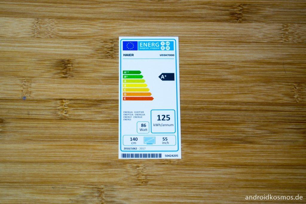 AndroidKosmos Haier U55H7000 1848 1024x683