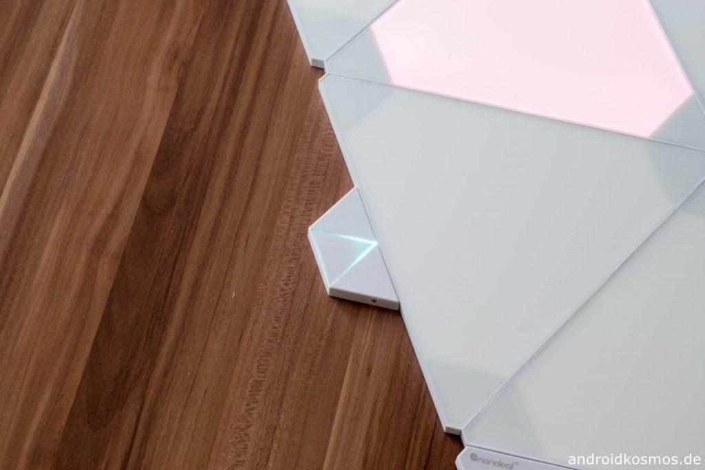 Nanoleaf Aurora - Rythm Modul