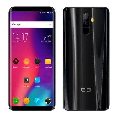 Elephone U Pro black