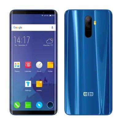 Elephone U Pro blue