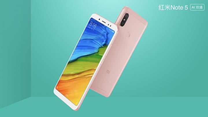 xiaomi redmi note 5 3