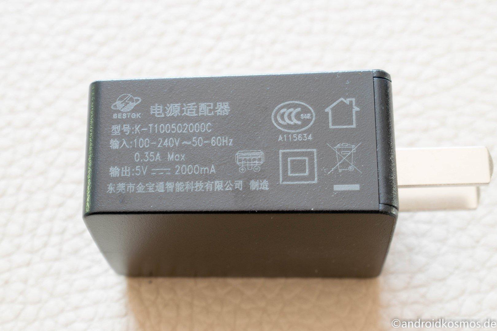 Androidkosmos.de AllDoCube X1 2620