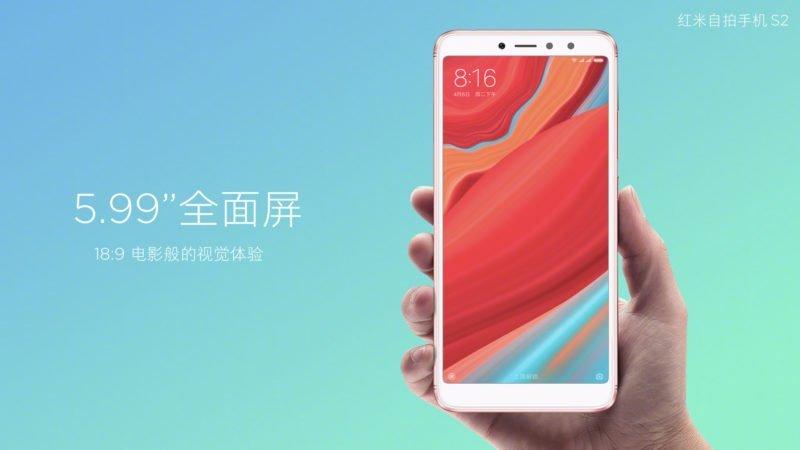 Xiaomi Redmi S2 official image 1 800x450