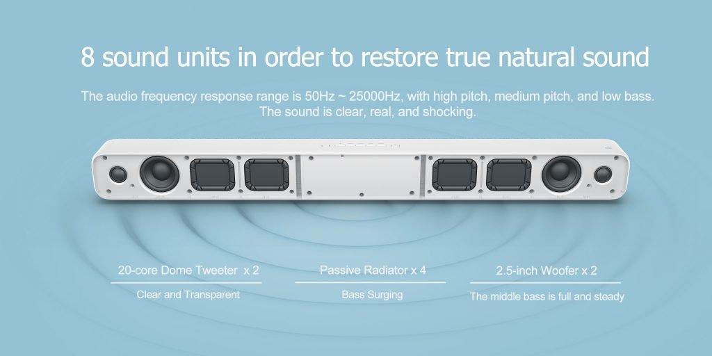 Xiaomi Soundbar Speaker 1024x512