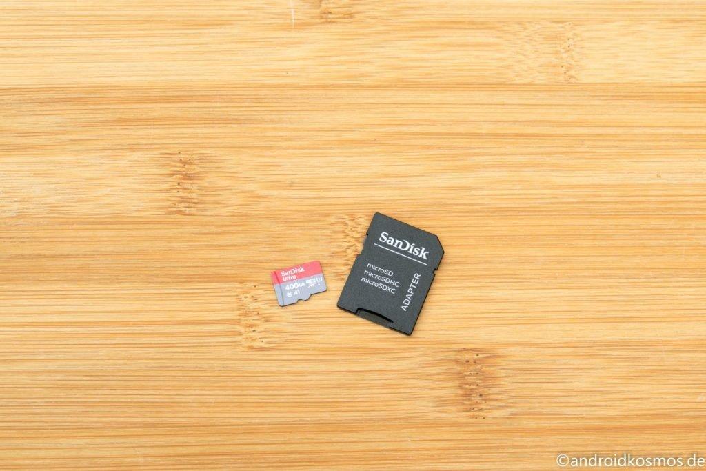 SanDiisk 400GB MicroSDXC