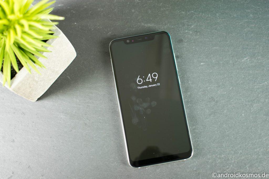Xiaomi Mi8 Always-On-Display