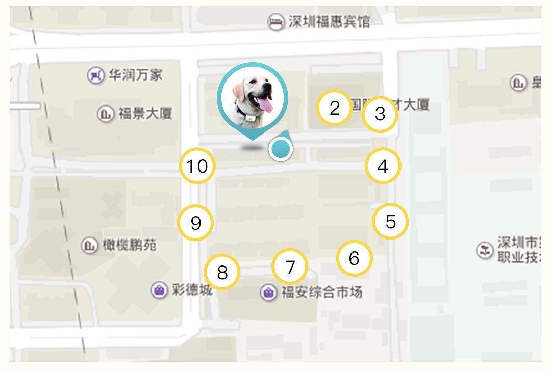 Mi Pet Tracker 5