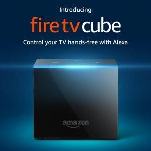 Der neue Fire TV Cube