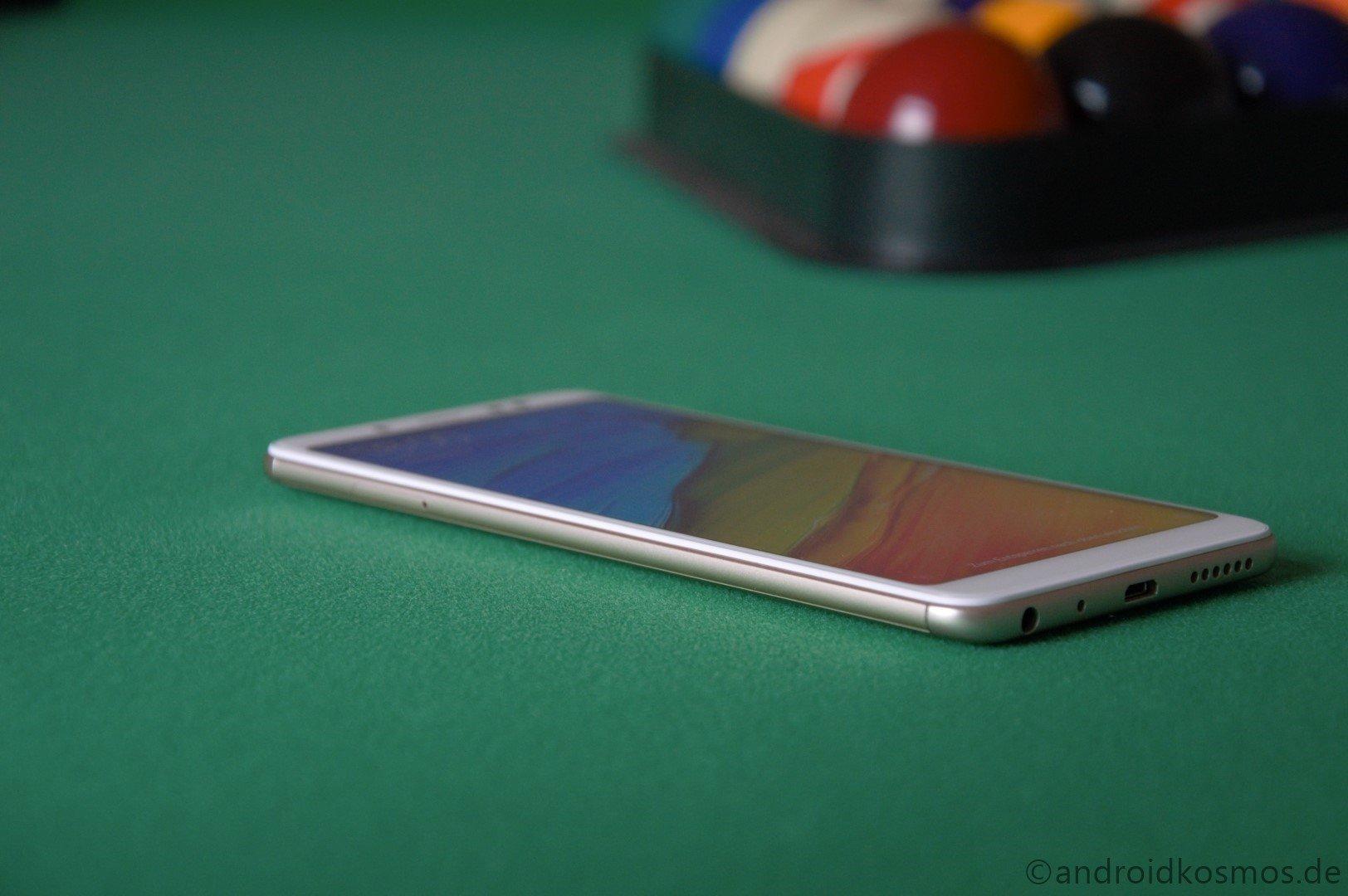 Redmi Note 5 Im Test Untere Mittelklasse Ganz Gro Xiaomi Pro Ram 4 Gb Internal 64 Rose Gold