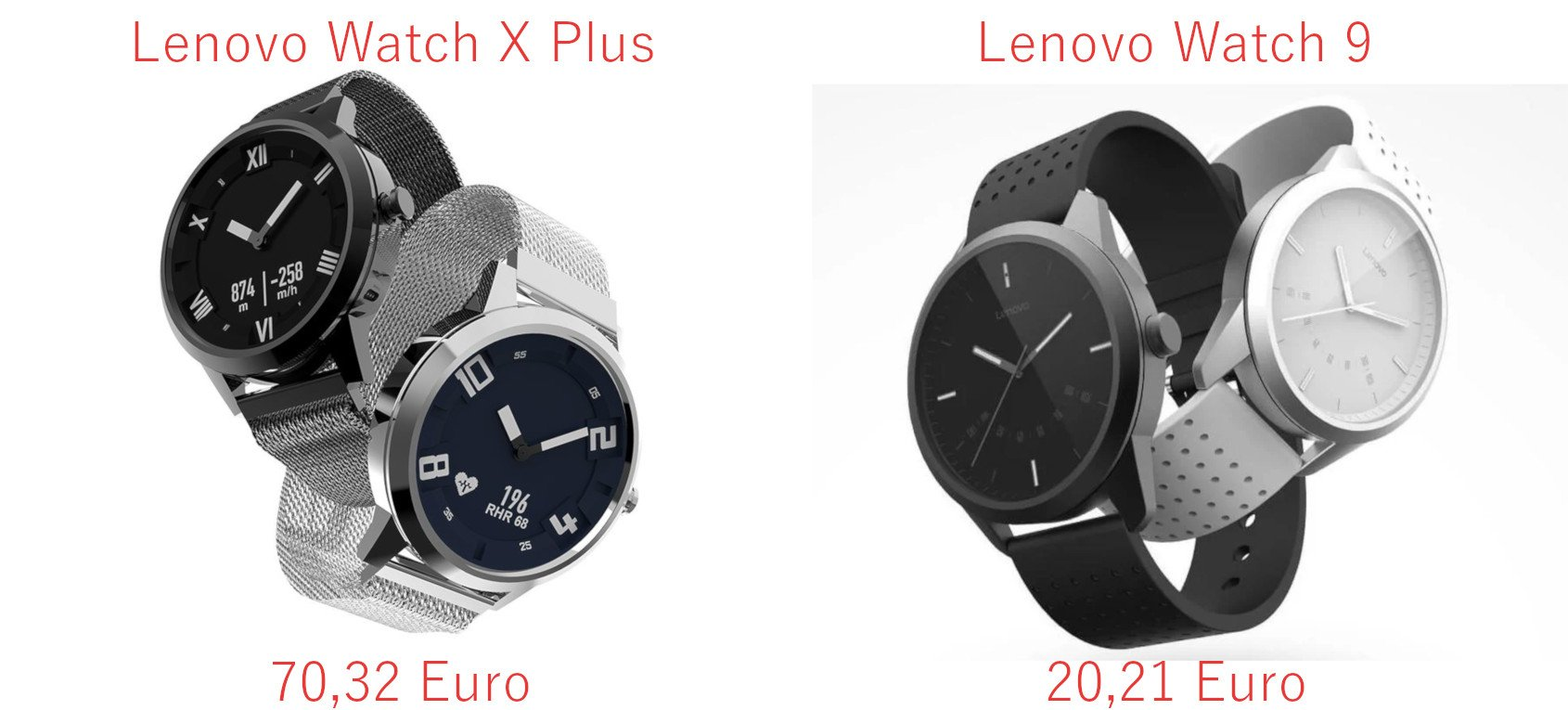 Lenovo Watch X Plus | Watch 9 kaufen