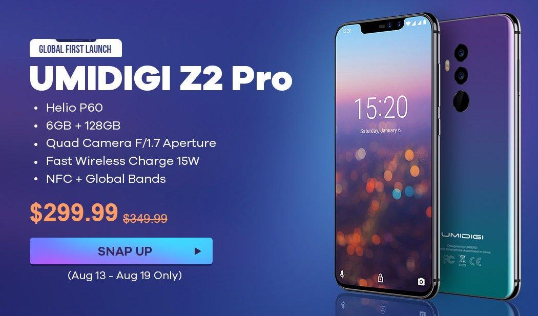 UmiDigi Z2 Pro kaufen