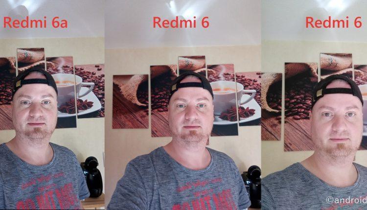 Xiaomi Redmi 6a 6 6Pro Kamera 750x430