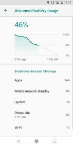Xiaomi Mi A2 Screenshots AndroidKosmos Akku 02 150x300