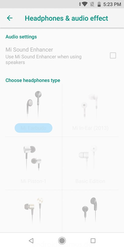 Xiaomi Mi A2 Screenshots AndroidKosmos XiaomiApps 01
