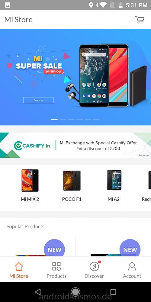 Xiaomi Mi A2 Screenshots AndroidKosmos XiaomiApps 04