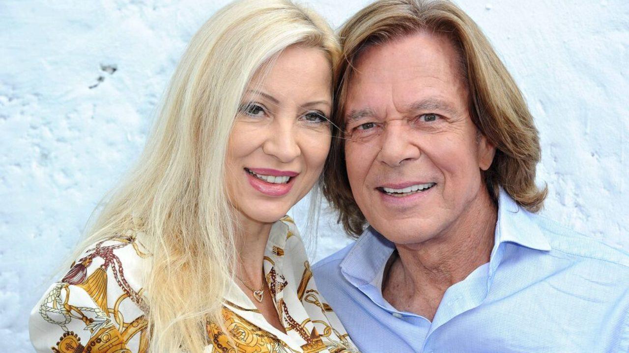 Todes Drama Um Jurgen Drews Frau Ramona Macht Sich Grosse Sorgen Um Seine Gesundheit