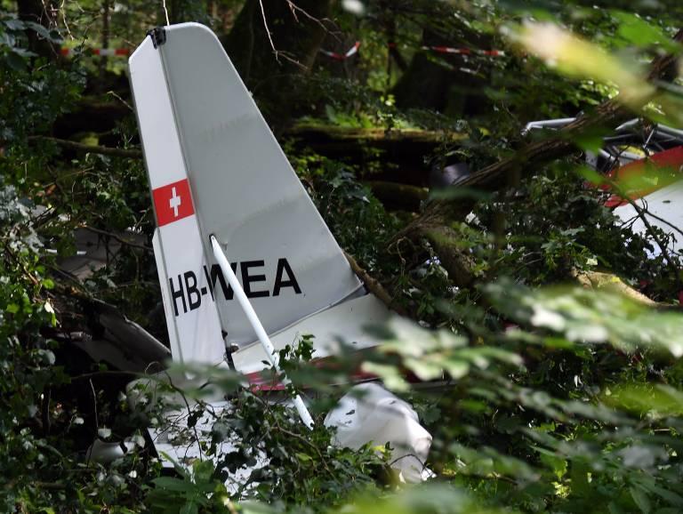 Flugzeugabsturz Heute Deutschland