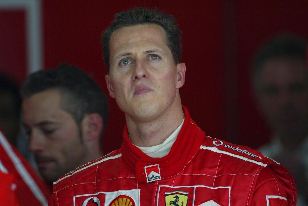 Vermögen Michael Schumacher