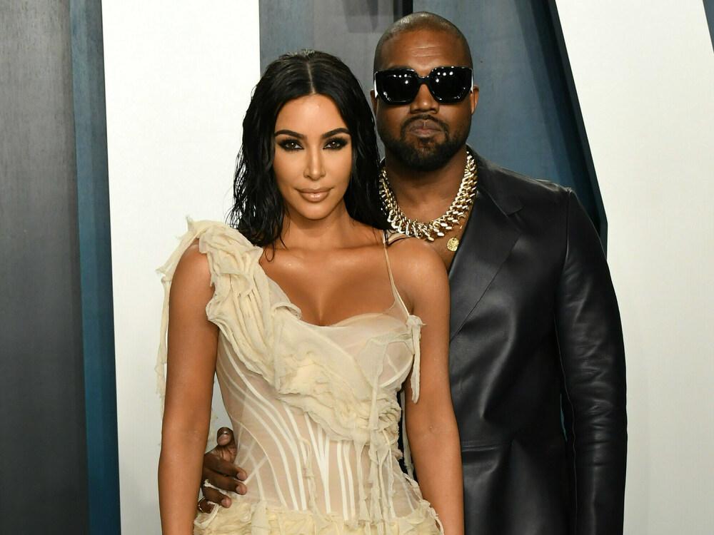 Nach Wahlkampf Auftritt Kim Kardashian Ist Wutend Auf Kanye West