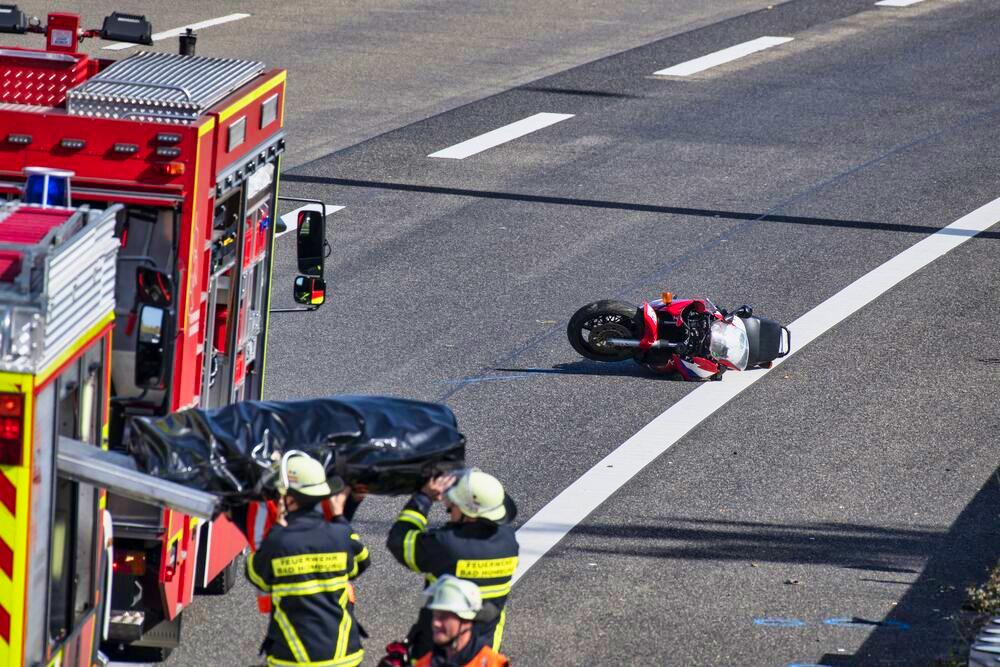 Unfall A73 Nürnberg