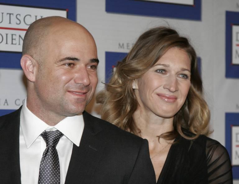 Steffi Graf Und Andre Agassi Trennung Das Paar Geht Offenbar Getrennte Wege